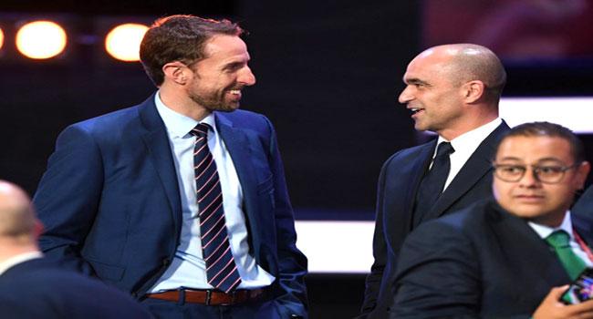 England Boss Southgate 'Won't Write Off' World Cup Foes