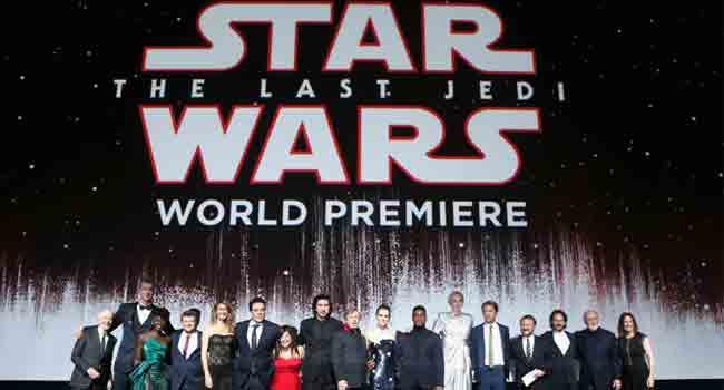'The Last Jedi' Rakes In $450.8mn Worldwide In Opening