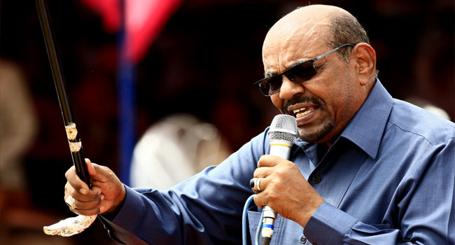 Bashir Forms Panel To Probe Sudan Protest Violence