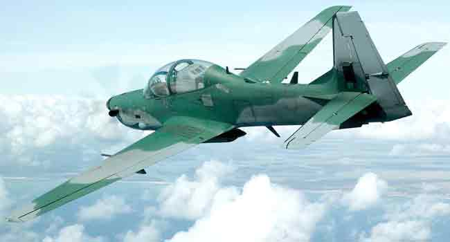 Boko Haram: America approves sale of super aircraft to Nigeria