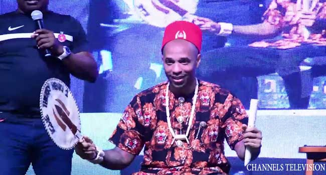 Nigerian Fans Install Thierry Henry As 'Igwe Of Goals'