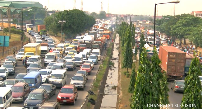 48 Hours To Christmas, Lagos Traffic Jam Enters Day Two