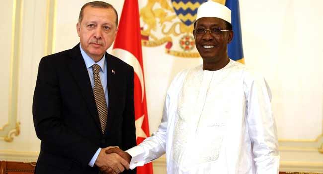 Turkey to strengthen trade ties with Tunisia: Erdogan