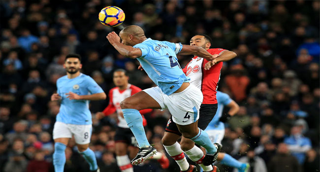 City Taken A Leaf Out Of United's Book, Says Kompany