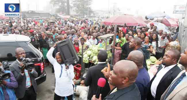 Mile-One Market: Rivers Govt To Handle Street Trading