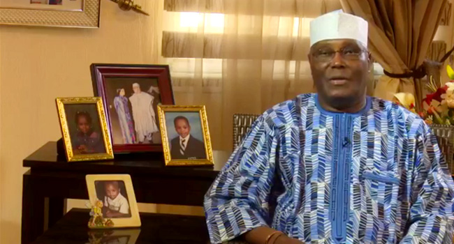 Atiku Explains Why Nigeria Cannot Ignore Restructuring