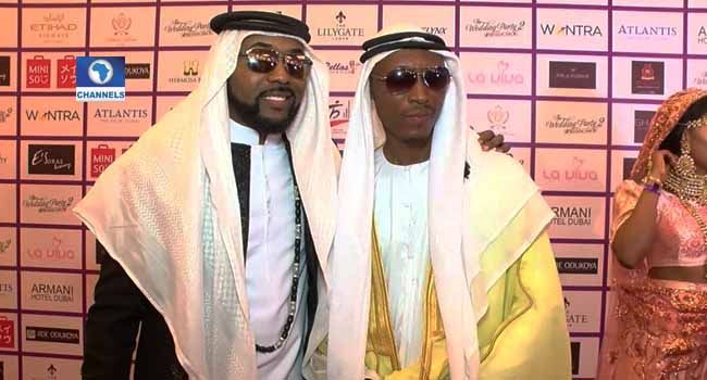TWP2: Osinbajo, Mo Abudu Stun At Arabian Themed Premiere