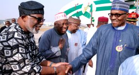 Frenemies: Fayose extends birthday wishes to President Buhari