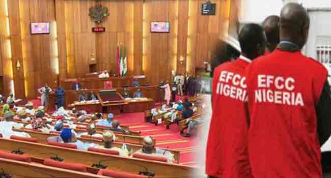 Senate Blasts EFCC For Arresting Innoson Boss, Orders Probe