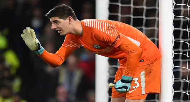 Crunch Time For Chelsea's Courtois
