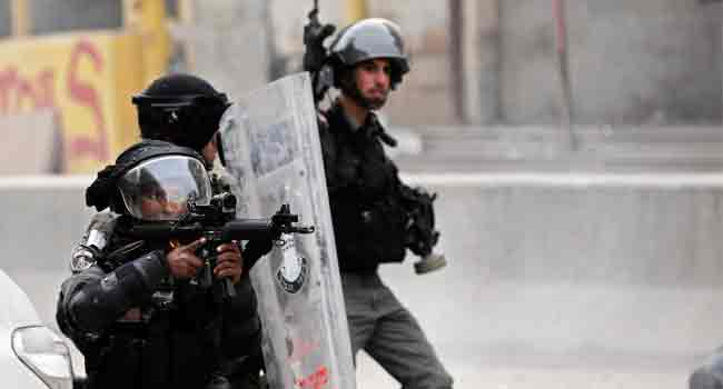 Driver Shot For Hitting Israeli Police, Two Others