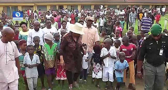 Ita-Giwa Asks Nigerians To Remember IDPs Amid Festivities