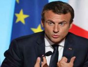 Macron 'Happy' Merkel Coalition Deal In Sight