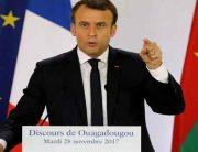 Macron Takes To Airwaves Amid Rail Strikes, Syria Crisis