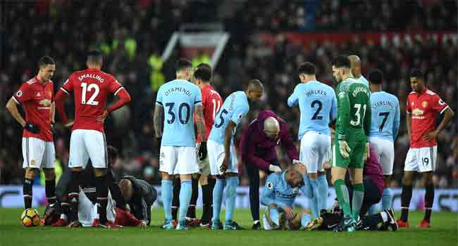 Man Utd, Man City Escape Action Over Old Trafford Bust-Up