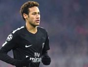 Neymar Misses PSG Trip To Lyon