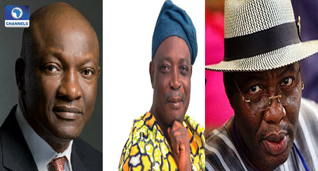 Gbenga Daniel, Agbaje, Three Others Withdraw From PDP Chairmanship Race