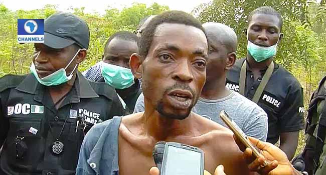 Ogun Police Arrest Man For Killing Corps Member