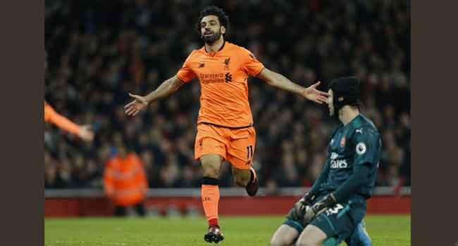 Salah The Star African Performer In Europe