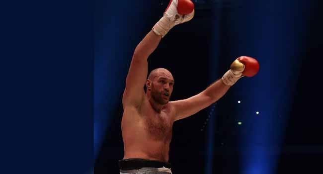 Tyson Fury To Make Boxing Comeback In June
