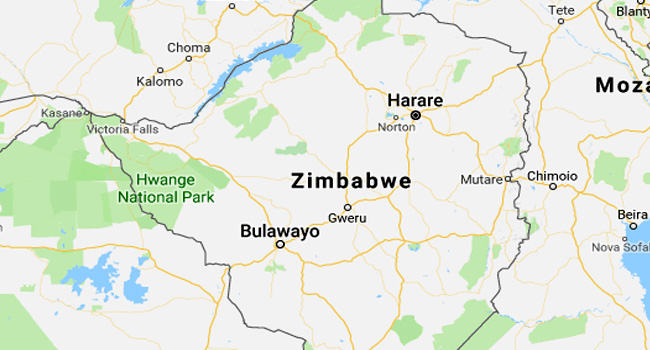 Two Dead, 20 Trapped Underground in Zimbabwe Mine Collapse