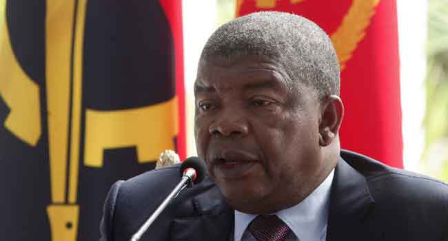 Angolan President Denies Tensions With Predecessor Despite Clean-Up Campaign