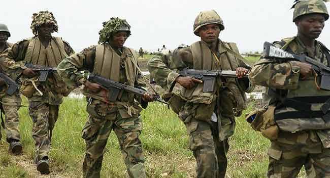 Dapchi Attack: Army Rescues Missing Yobe Schoolgirls