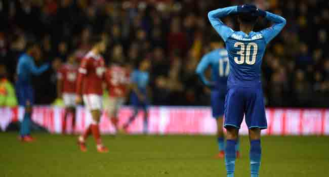 FA Cup Roundup: Arsenal Dumped Out, Leeds Shocked