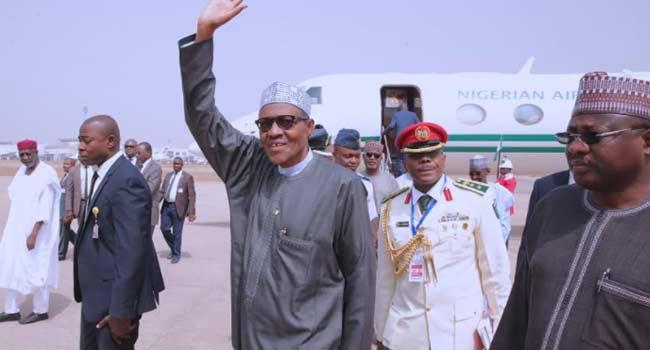 Buhari tasks Ghanaians on peace, unity