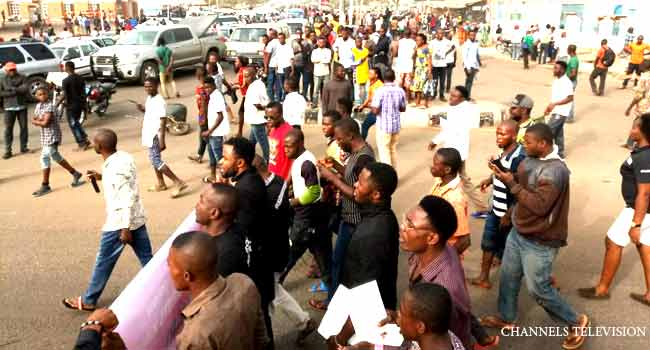 Alleged Herdsmen Killing Of 33 Persons Sparks Protest In Benue