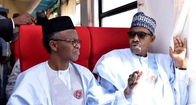 El-Rufai, Murray-Bruce Trade Words Over Buhari's Train Ride