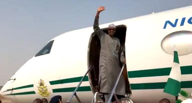 Buhari Departs Abuja For Addis Ababa