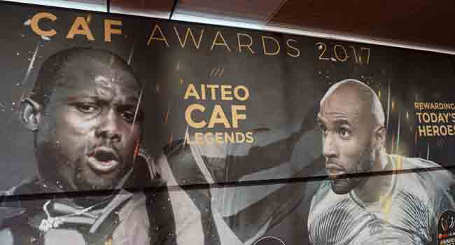 Past African Player Of The Year Winners