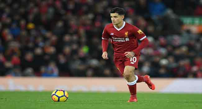 Coutinho Set To Join Barcelona – Report