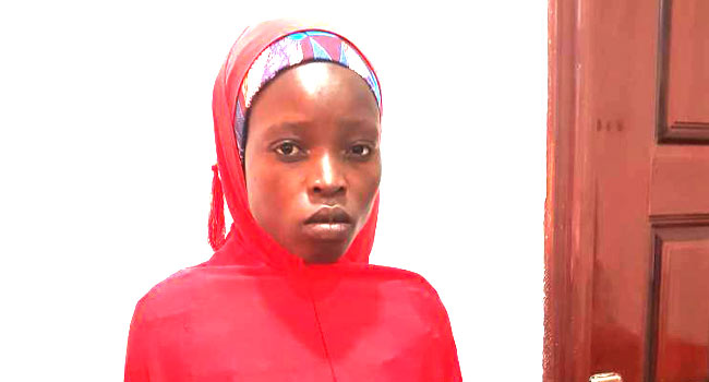 Army Troops Rescue Abducted Chibok Girl In Borno
