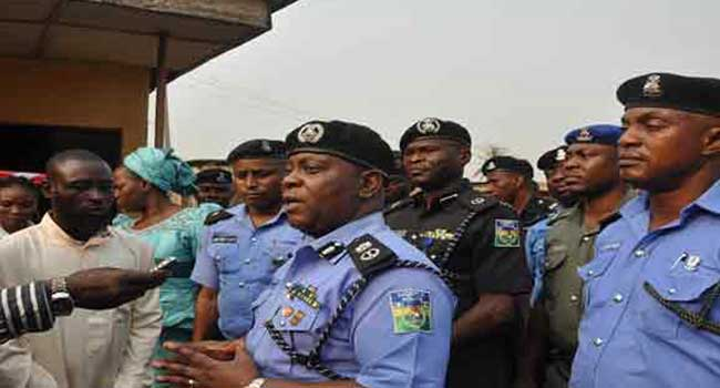 Police Arrest Cleric With Human Parts In Lagos