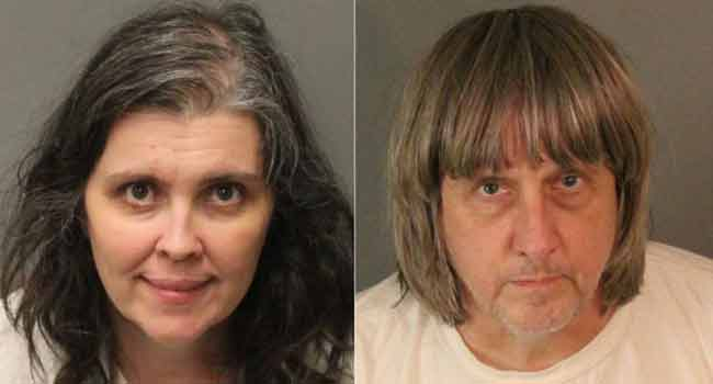 Couple Charged With Torturing, Abusing Their Children