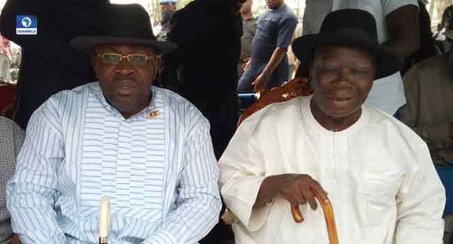 Bayelsa State Governor Visits Edwin Clarke