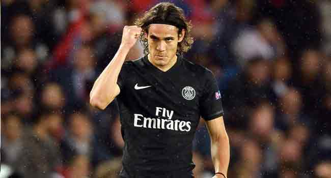 Lampard Develops Interest In Cavani After Planned PSG Exit