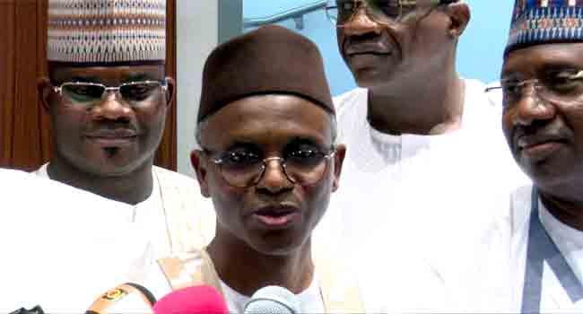 Presidency: Beware of el-Rufai, others, Timi Frank cautions Buhari