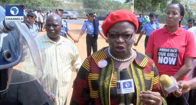 Ezekwesili, Others React To Return Of Dapchi Schoolgirls
