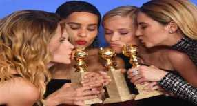 Golden Globe Awards In Pictures