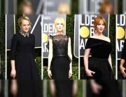 Hollywood Stars Declare War Against Sexual Misconduct At Globes