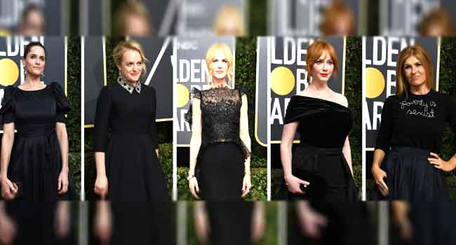 All the Golden Globes winners you can't see