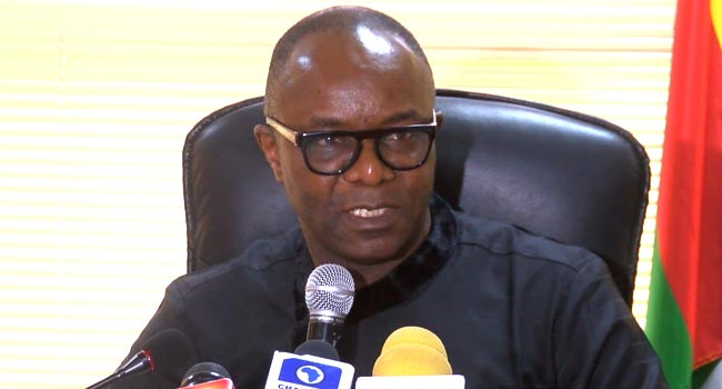 Why we cannot sanction marketers over fuel scarcity- Kachikwu