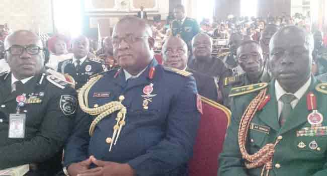 Imo State Govt Holds Armed Forces Memorial Service