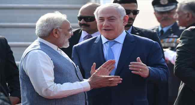 Netanyahu Trip Highlights India's Tiny Jewish Community