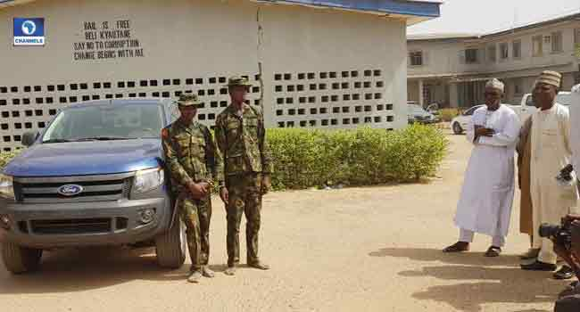 Police Arrest Two Ex-Military Officers For Alleged Robbery