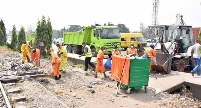 Lagos Govt Intensifies Waste Evacuation Across State