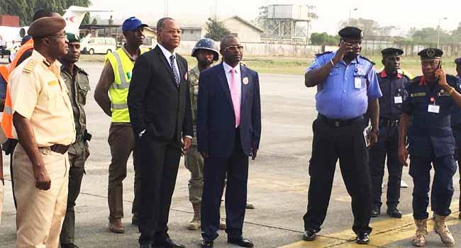 Nigerians Return From Libya